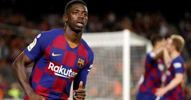 جماهير برشلونة تطالب بعرض عثمان ديمبلي للبيع