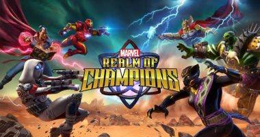 إطلاق لعبة Marvel Realm of Champions العام المقبل على أندرويد وiOS -