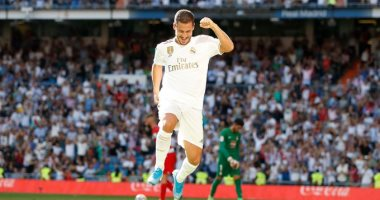 هازارد يحقق رقما سلبيا بعد هدفه الأول مع ريال مدريد .. فيديو