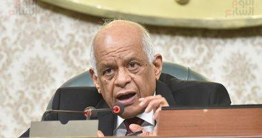رئيس البرلمان: تعديل القانون لتشديد عقوبة عدم سداد النفقة يهدف لحماية الأسرة