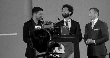 محمد صلاح بعد حصوله على جائزة رجل العام: لم أتخيل أن أصل إلى هذا المستوى