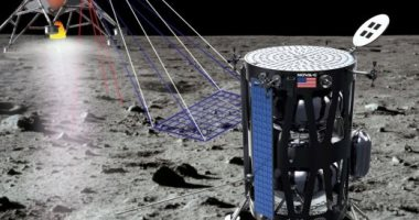 مهمة الهبوط على القمر ستحمل 5 حمولات لناسا 2021