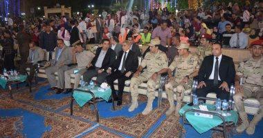 صور.. محافظ المنيا : استعادة روح أكتوبر لمواجهة مثيرى الفتن والإشاعات