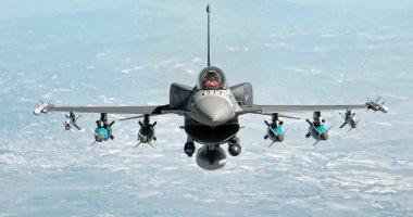 """عرض مقاتلة من طراز """"f-16"""" للبيع على موقع إلكترونى مقابل 8.5 مليون دولار"""