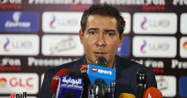 محمد بركات مدير منتخب مصر