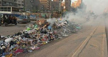 شكوى من انتشار القمامة والمخلفات بمدينة الصفا فى المرج