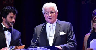 إيناس الدغيدى: محمود قابيل رجل لا يُهزم