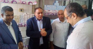مدير التأمين الصحى يفتتح أول صيدلية اقتصادية بأسوان