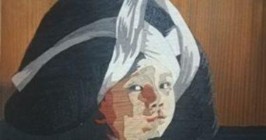 """معرض تشكيلى يستكشف جماليات فن """"الماركتريه"""" بساقية الصاوى"""