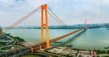 الصين تفتتح أطول جسر معلق فى العالم