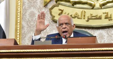 صور.. رئيس البرلمان: كل مؤسسات الدولة مجندة لحفظ حقوقنا بمياه النيل بالطرق المشروعة