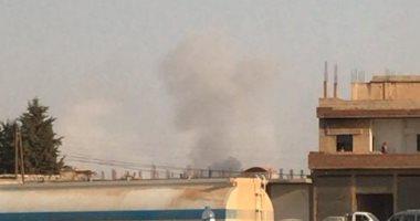 شاهد.. طيران جيش الاحتلال التركى يقصف مدن وبلدان سورية شمال البلاد