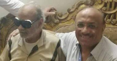 بطل من مصر.. قارئ يشارك بصورته مع الفدائى البورسعيدى محمد مهران