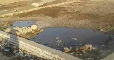 صور.. قارئ يشكو انتشار المياه الجوفية بمدينة إسنا بمحافظة الأقصر
