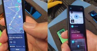 مؤسس أندرويد يكشف عن هاتف جديد بتصميم غريب.. صور