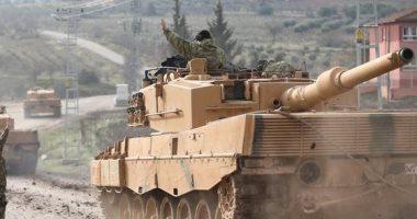 """مقتل وإصابة 55 عنصرا فى المواجهات بين القوات التركية و""""قسد"""" بشمالى سوريا"""