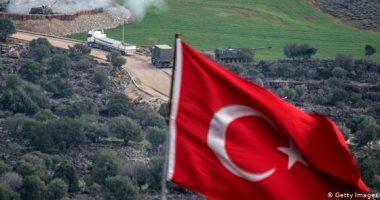 جيش أردوغان يتباهى جرائمه فى سوريا ويعلن قصف 181 هدفاً
