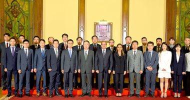 السيسى لمستثمرين كوريين: عازمون على استمرار قوة الدفع لتحقيق مستهدفات الإصلاح الاقتصادى