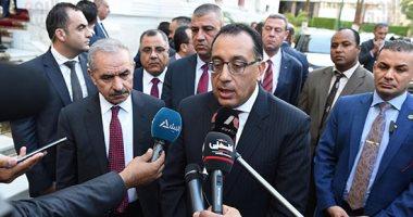 """رئيس وزراء فلسطين: """"مصر هى عمق العروبة ونحتاج إليها حاليا أكثر من أى وقت"""""""