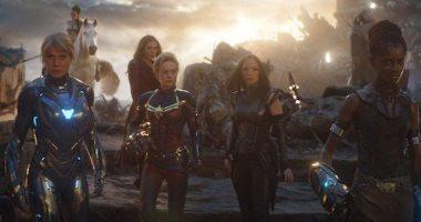 برى لارسون تطالب Marvel بفيلم يضم الأبطال الخارقين من النساء