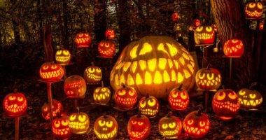 """هالوين يعنى رعب.. 10 أفكار لنحت """"القرع"""" والاحتفال بعيد الهلع"""