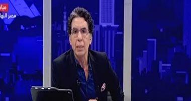 """بلياتشو الإرهاب.. محمد ناصر يصف العدوان التركى على سوريا بـ """"المشرف""""..فيديو"""