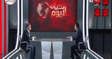 """معتز عبد الفتاح:مصر تمتلك أدوات كثيرة بملف """"النهضة"""" وباب المفاوضات لازال قائما"""