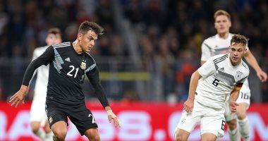 ملخص وأهداف مباراة ألمانيا ضد الأرجنتين 2-2 الودية