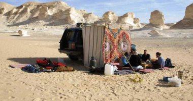 """الوادى الجديد أفضل مشتى فى مصر.. طبيعة ساحرة وسياحة علاجية مجانية """"صور"""""""