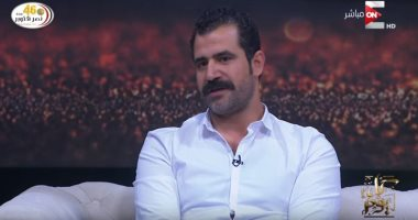 الفنان محمود حافظ: نزلت تالت يوم بعد فرحى لتصوير فيلم الممر