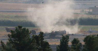 استشهاد 8 مدنيين وإصابة العشرات فى العدوان التركى على سوريا