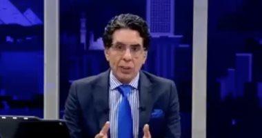 فيديو.. بلياتشو الإخوان محمد ناصر يشتم المصريين: شعب نمرود بياكل وينكر