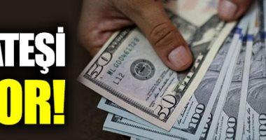 صحيفة تركية: الليرة تهوى أمام الدولار على إثر تنفيذ هجوم مرتقب شمال سوريا