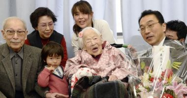 كوكب المعمرين.. ارتفاع عدد من تخطوا الـ 100 عام باليابان إلى 70 ألف شخص