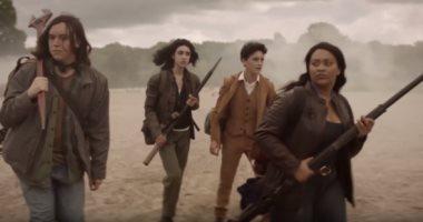 """انتهاء عرض مسلسل The Walking Dead بعد """"دستة مواسم"""" على AMC"""