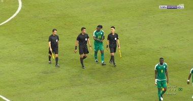 البرازيل والسنغال 1 ــ 1 فى الشوط الأول.. فيديو