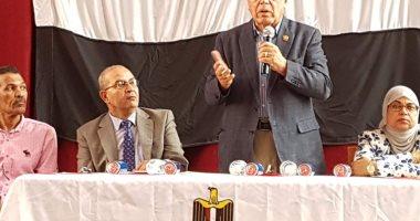 مدير كلية الدفاع الوطنى الأسبق: وعى الشعب الرهان لإفشال المخططات الخارجية