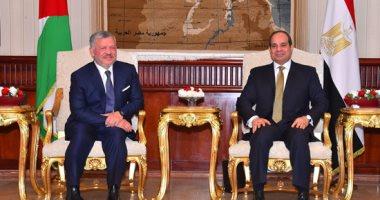 الرئيس السيسى يؤكد رفض مصر للعدوان التركى على سيادة وأراضي سوريا