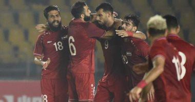 ثنائية السومة تقود سوريا لتخطى المالديف بتصفيات مونديال 2022.. فيديو