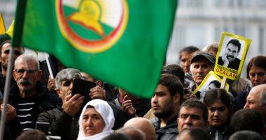"""""""إكسترا نيوز"""": الشرطة الألمانية تمنع اعتداء أنصار أردوغان على مسيرة مناهضة للعدوان التركى"""