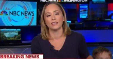 شاهد.. مذيعة أمريكية تتعرض لموقف محرج خلال تحليلها للعدوان على سوريا