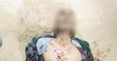 مقتل إرهابى حاول استهداف ارتكاز أمني فى العريش