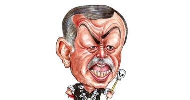 أردوغان مجرم حرب.. الديكتاتور الراقص على دماء الأبرياء فى سوريا