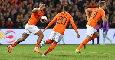 هولندا تقهر ايرلندا الشمالية فى الوقت القاتل بتصفيات يورو 2020.. فيديو