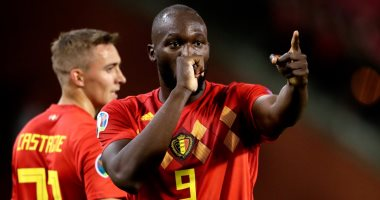 لوكاكو يحقق رقما تاريخيا مع بلجيكا بعد ثنائية سان مارينو