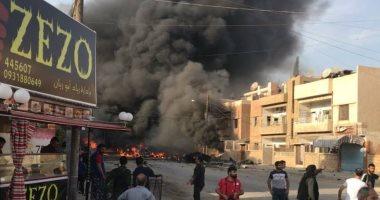 مقتل شخص وإصابة 15 آخرين إثر 3 انفجارات داخل مقهى فى عاصمة قرغيزستان