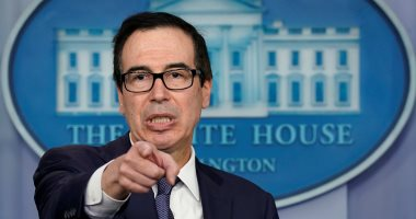 وزير الخزانة الأمريكي: الرئيس ترامب بصدد بحث خياراته بشأن الصين
