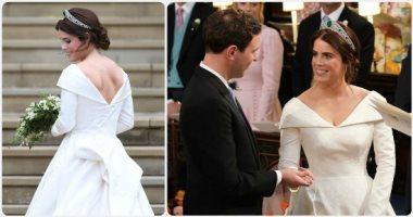 في عيد زواجها الأول..الأميرة يوجينى تكشف كواليس زفافها الملكى..فيديو