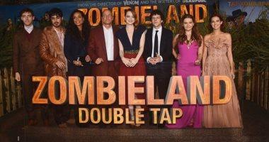 19 أكتوبر موعد العرض الخاص لفيلم Zombieland 2 بالسينما