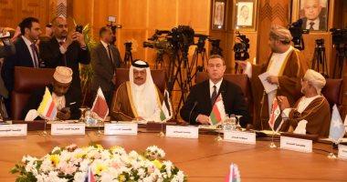 صور.. وزراء الخارجية العرب يعقدون اجتماعا تشاوريا لبحث العدوان التركى على سوريا